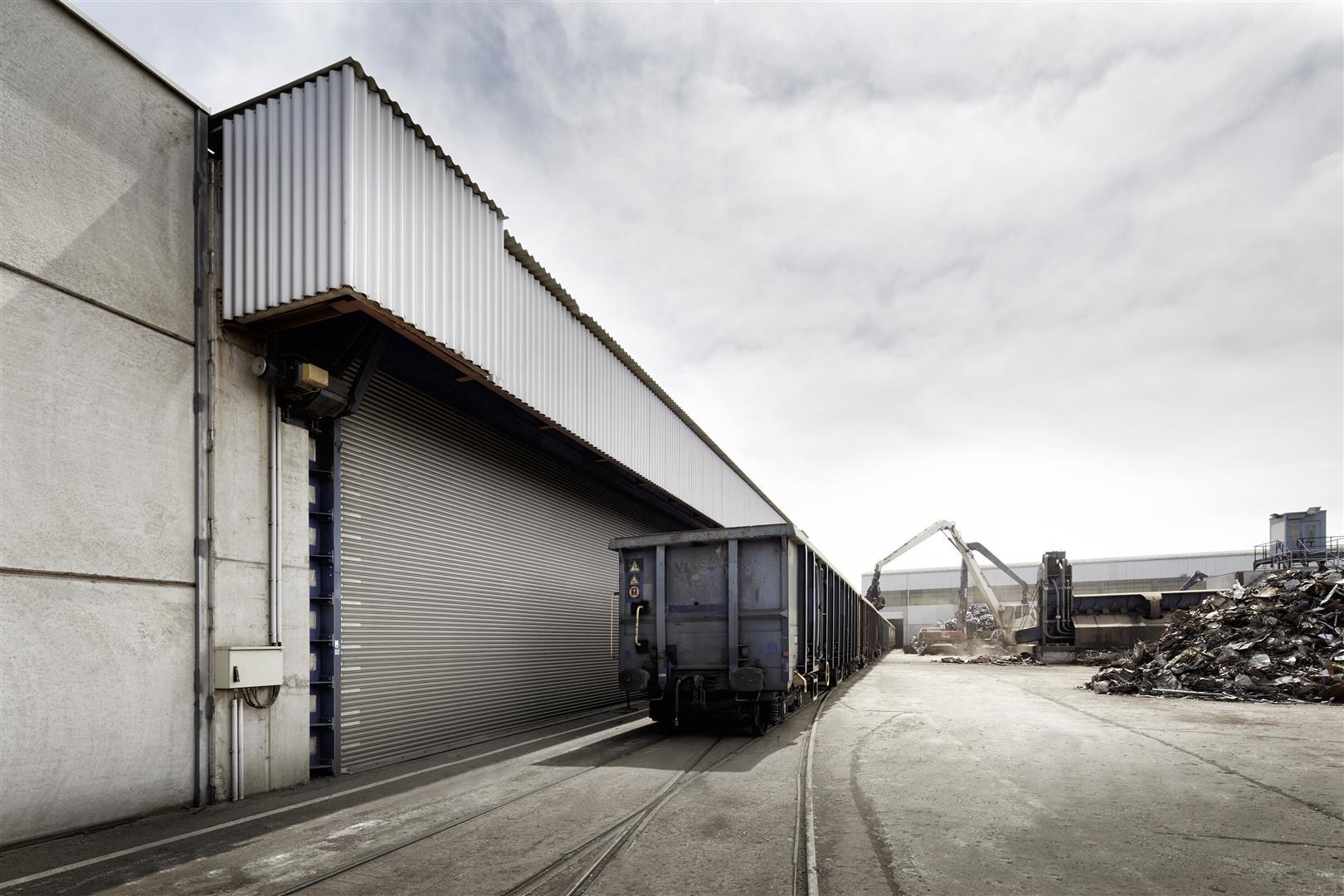 Schrotthandel Neumüller, Ennsdorf