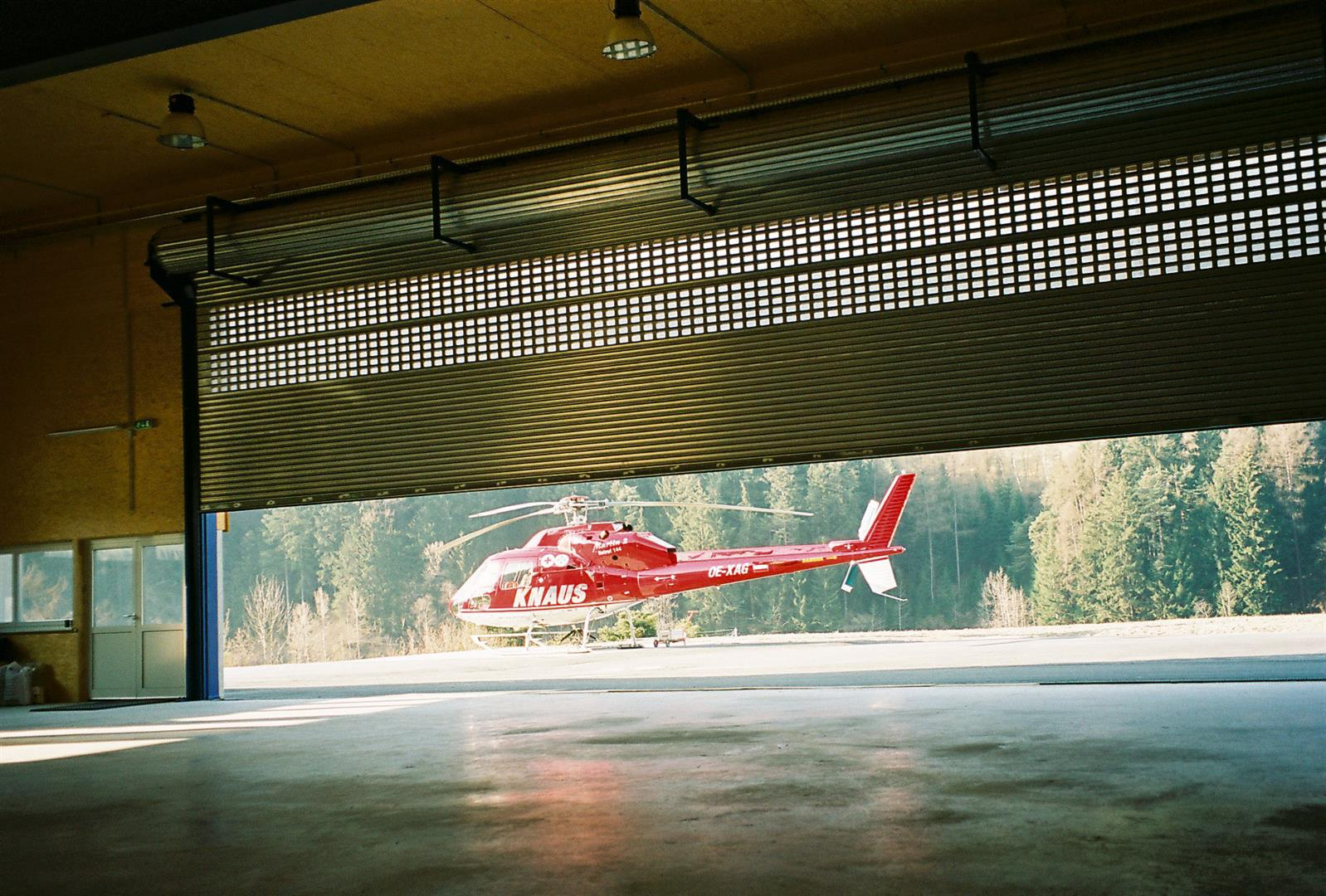 Knaus Heliport
